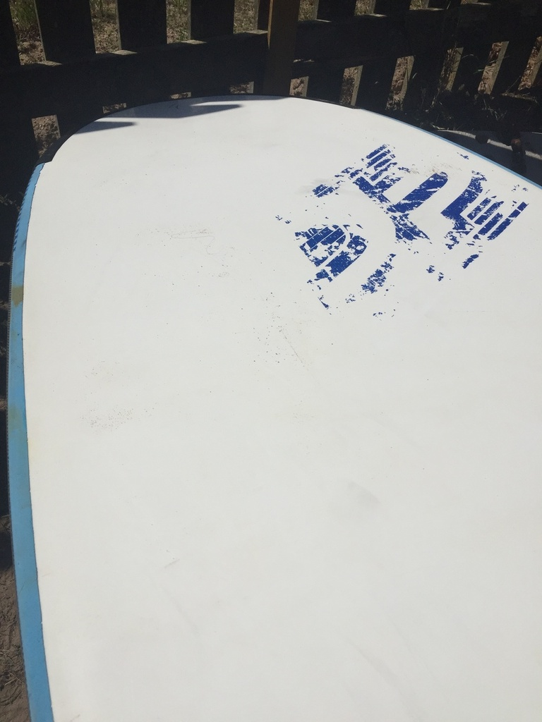 WIDE BODY SOFT DECK (USED)