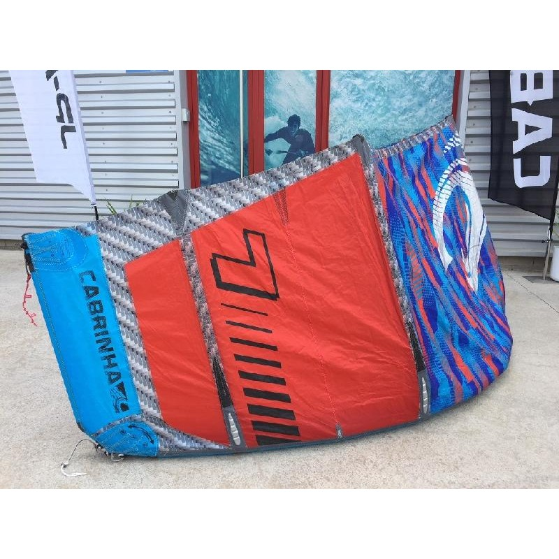 CHAOS 7m 2016  BLUE RED (USED)