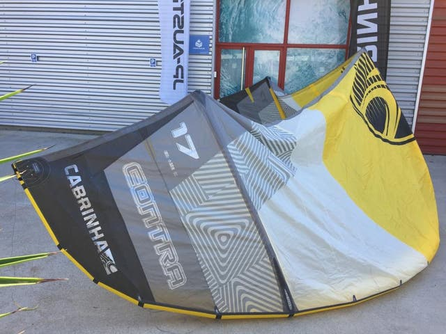 CONTRA 17m 2018 YELLOW (USED)