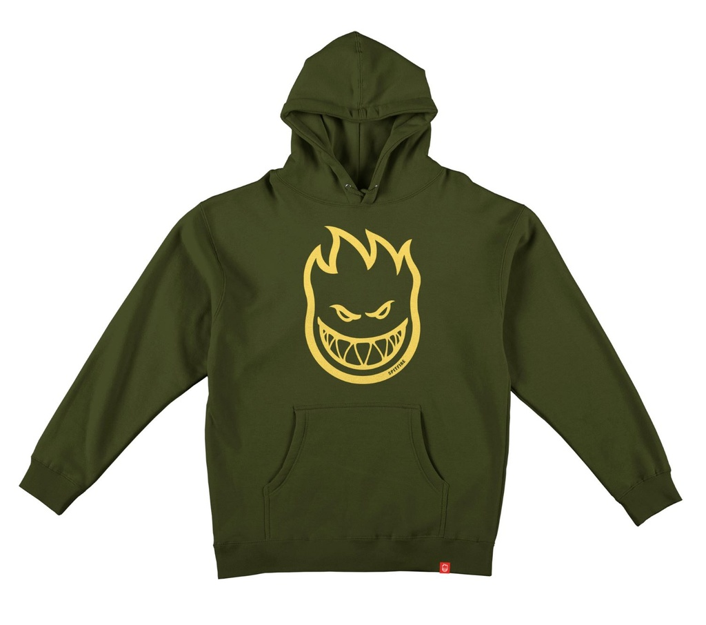 BIGHEAD PULLOVER HOODED