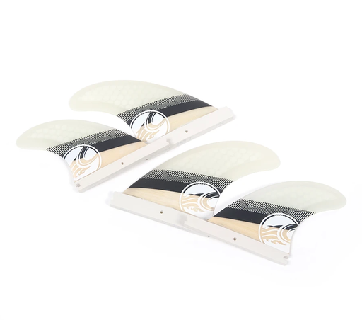 [KS74FINRT] QUAD SURF FIN SET RTM