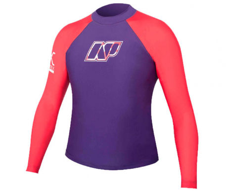 [WNNRSD472] JUNIOR RASHGUARD LONG SLEEVE