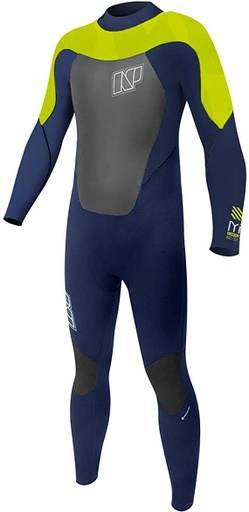 MISSION FULLSUIT BACK ZIP JUNIOR 5/4