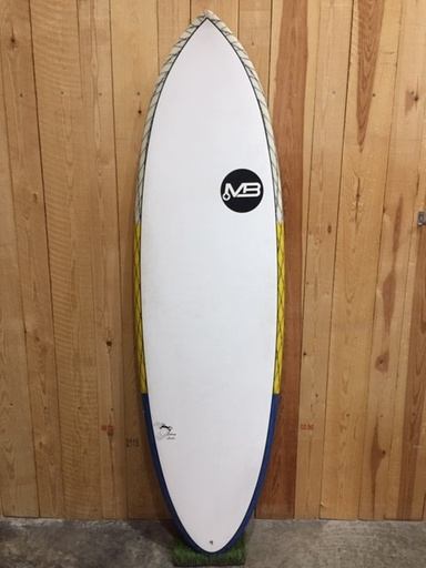 [TECMJL30602] JOHNNY LOCKER KEVLAR 6'0""