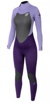 SPARK FULLSUIT 5/4 LADIES PURPLE LAVENDER