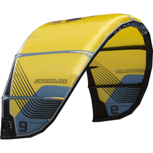 SWITCHBLADE KITE ONLY 2020 YELLOW