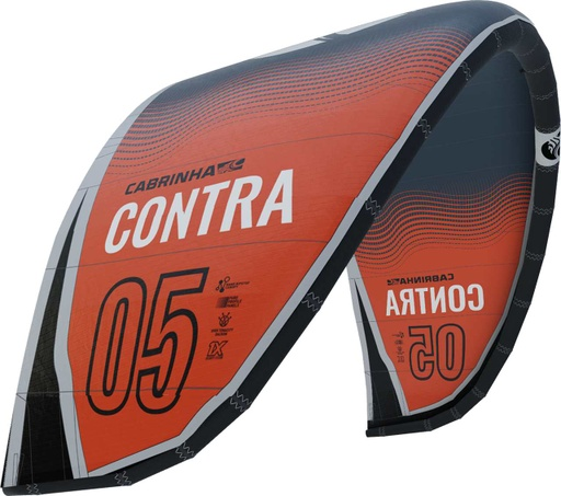 CONTRA 1S KITE ONLY 2021 BLACK/RED