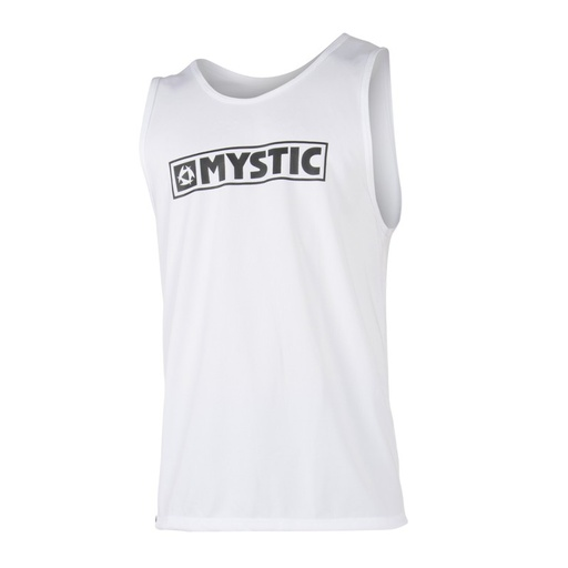 STAR TANKTOP QUICKDRY WHITE